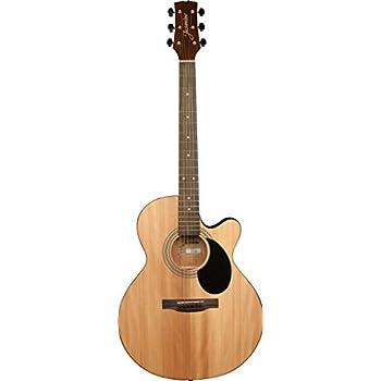 Wonderlijk Amazon.com: Jasmine S34C NEX Acoustic Guitar: Musical Instruments HW-86