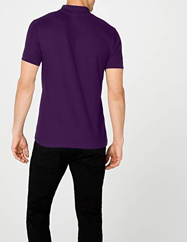 shirt Fruit Polo Loom The T Of Violet Ss035m Homme YTzTUxqRw