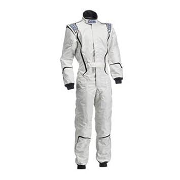 Amazon.com: Sparco 00110258bi RACEWEAR – Competencia – Traje ...