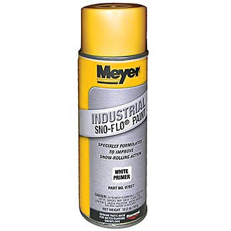 Meyer Snow Flo Paint - Yellow 1 Can 12oz by Meyer Snow Plows