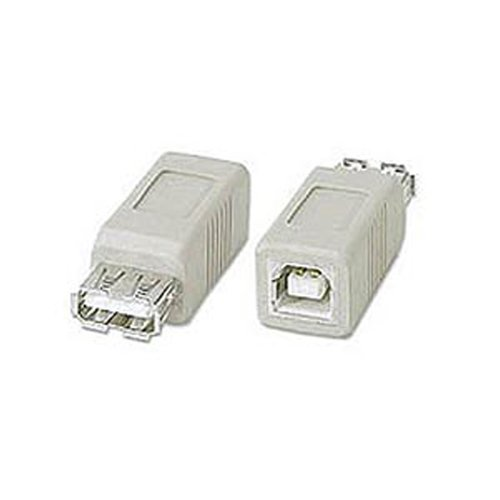 (LASUS USB Adapter, A Female To B)
