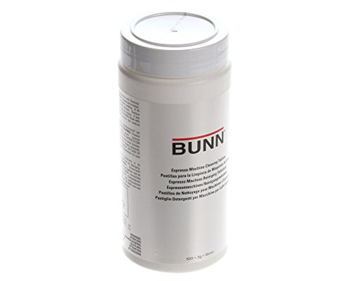 Bunn 36000.1189 Cafiza 100T Cleaning Tablets