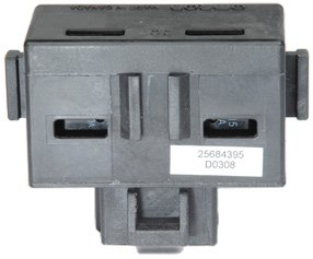 ACDelco 25684395 GM Original Equipment Hazard Warning and Turn Signal Flasher