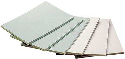 A&H Abrasives 960044, Sanding Accessories, Hand, Thin Sanding Sponge-Superfine, 5 Each