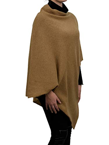 Dalle Piane Cashmere – Poncho 100% kasjmier – Made in Italy – Dames