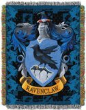 The Northwest Company Warner Bros Harry Potter Raven Claw's Crest Tapestry Throw, 48 by 60-Inch