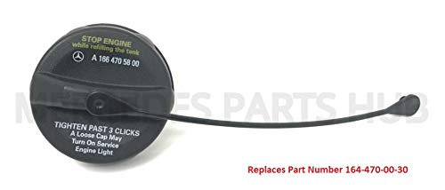 Mercedes-Benz Fuel Gas Tank Filler Cap Genuine Original 1640030