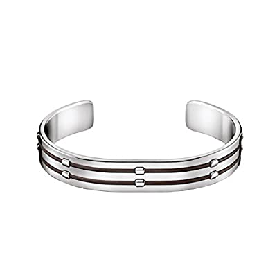 Calvin Klein Jeans Jewelry Connection Men's Bracelet KJ50AB01010L