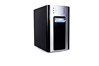 Drinkpod USA 400 Series Bottleless Countertop Water Cooler Made of Stainless Steel, Perfect Water Filtration System, 3 Temperature Modes, Leak Detection & Moisture Sensor, Energy Saving Mode
