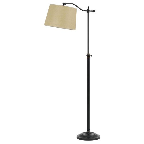 Cal Lighting BO-2205FL Wilmington Down Bridge Floor Lamp