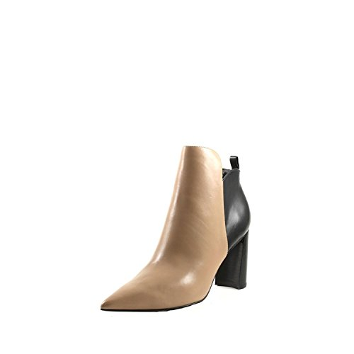 Marc Fisher Womens Harper Leather Pointed Toe Ankle Fashion, Tan, Size 10.0