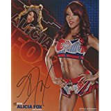 WWE Alicia Fox Signed 11 x 14 Photo …