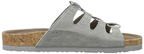 Gray It Wrap Suede Slide Sandal Skechers Slide Up It Up Skechers Granola Wrap Sandal Granola qHwOA