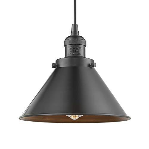 Briarcliff Pendant Lighting - Innovations 201C-OB-M10-OB 1 Light Mini Pendant Oil Rubbed Bronze