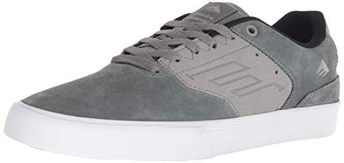 6102000096 us Gris Hellgrau noir Pour Chaussures Foncé Grau Homme Frauen De Skateboard Emerica dxCzfFC