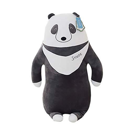 (Honestyivan Super Soft Plush Forest Animal Doll Throw Pillow Big Hugging Comfort Cushion Children Friends Couple Birthday Gift Home Decor)