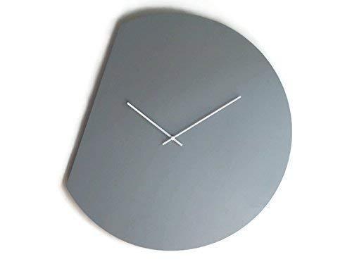 Particolare Orologio Da Parete Design Moderno.Diametro 60 Cm Gigante Orologio Da Parete Tondo Silenzioso