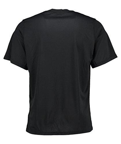 Nike Herren T-Shirt Schwarz schwarz