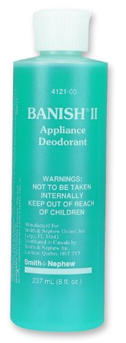 Banish Ii Liquid Deodorant 8 oz. Economy Bottle/Qty 6 by SMITH & NEPHEW INC.