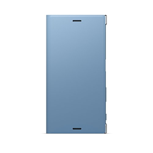 Sony Flip Cover Stand for Xperia XZS SCSG20 Featuring Auto On/Off Upon Open and Close - Blue