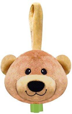 Amazon.com: lilbagie – Plush Dispensador de bolsas: Baby