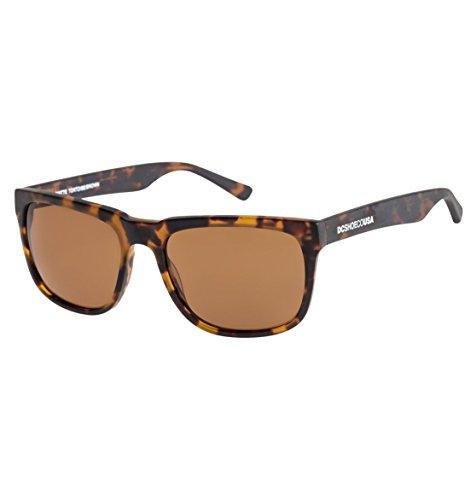 Matte Lunettes Shoes DC Brown de Marron soleil Shades Tortoise 2 Homme pour EDYEY03005 DC BCPq4