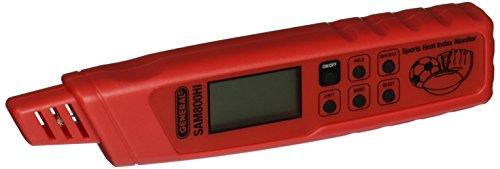 General Tools SAM800HI Pocket Heat Index Monitor, Sports Model (Heat Digital Index Monitor Pocket)