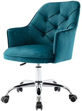 HomVent Upholstered Swivel Chair