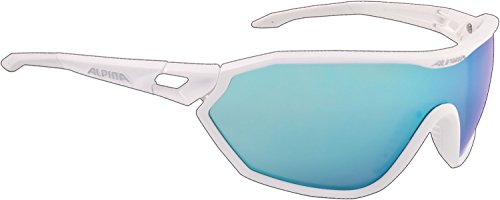Alpina Lunettes de Way cm Outdoorchef rsport S taille unique White Matt