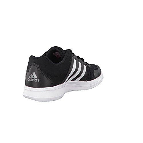 Schwarz Fun Essential 38 Running Femme Chaussures adidas 2 EU blanc de noir 5 Noir Bq8wx5H