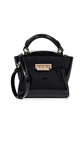 Iconic Top ZAC Posen Eartha Black Zac Black Mini Handle BggZtWwqv