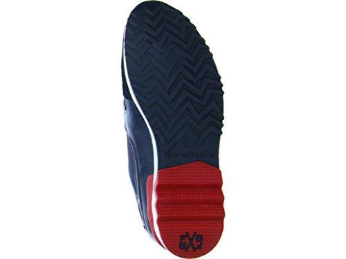 Uomo 00 Van Blau 16220 Sneaker Bommel Floris nax4wq1aX