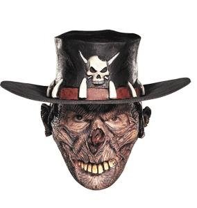Outback Zombie Adult Halloween Mask]()