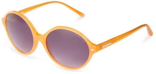 Bensimon - Lunette de soleil Moa Moa Ronde - Femme Orange - Orange (Orange) 29eabe9600d0