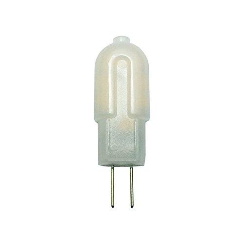 Laes Bombilla Bi-Pin LED G4, 1.2 W, Gris 12 x 37 mm: Amazon.es: Iluminación