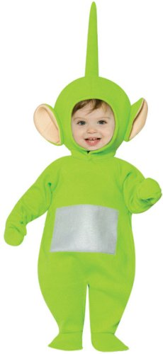 Teletubby Costume Costume - Infant Large - Teletubby Fancy Dress