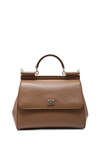 Dolce Gabbana womens Wallets Handbags Crossbody Bags Brown