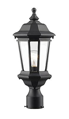 Z-Lite 1 Light Outdoor Post Mount Light
