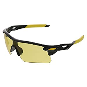 Vast Day And Night Vision Sports Unisex Sunglasses