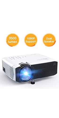 Apeman - Mini proyector portátil con DLP Mejorado, Altavoz ...