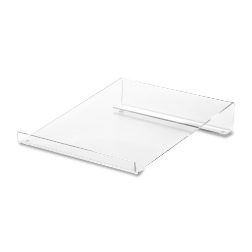 Compucessory Acrylic Large Calculator Stand - 1 Clear