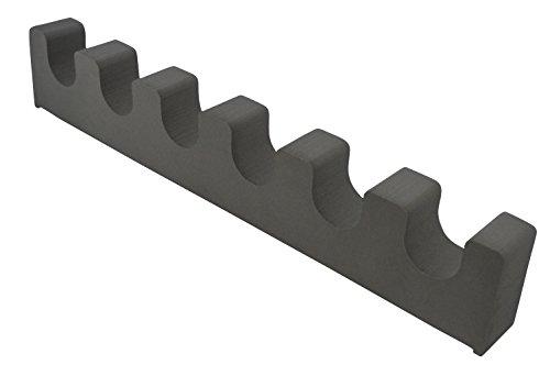 BenchMaster - Weapon Rack - Six Gun Barrel Rest - Rifle Rest - Gun Storage