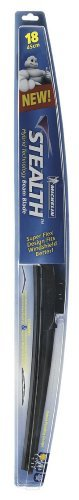 """Michelin 5018 Stealth Wiper Blade, 18"""" (Pack of 1)"""