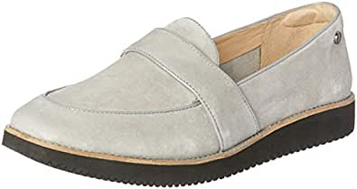 Hush Puppies  Chowchow Mt    Frost Grey Suede 5 US