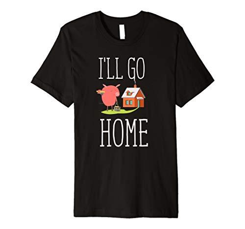 Shane Dawson I'll Go Home T-Shirt