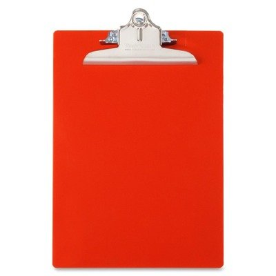 Saunders Plastic Antimicrobial Clipboard, 1