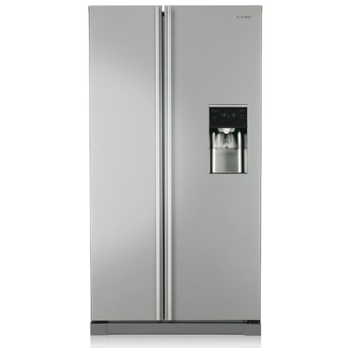 Samsung RSA1RTMG1/XEU RSA1RTMG1 A-series American Fridge Freezer With Non-plumbed Water Dispenser - Gun Metal Grey