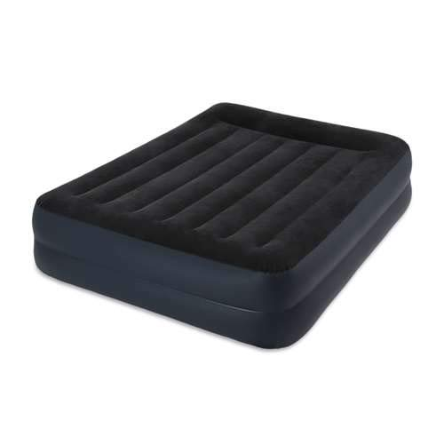 Intex Dura-Beam Pillow Rest Airbed w/ Fiber-Tech Built-In Pu