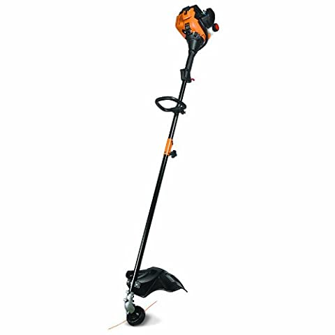 Remington RM2570 Wrangler 25cc 2-Cycle 17-Inch Attachment-Capable Straight Shaft Gas Trimmer with QuickStart (Gas Yard Edgers)