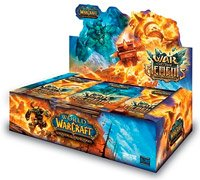 World of Warcraft Trading Card Game [TCG]: War of the Elements Booster - Wow Booster Tcg